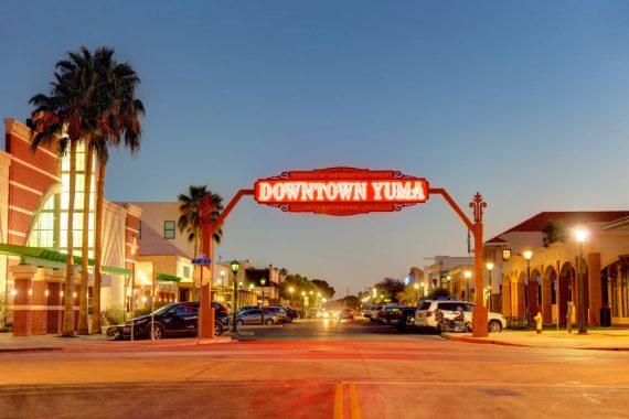 things to do in Yuma AZ